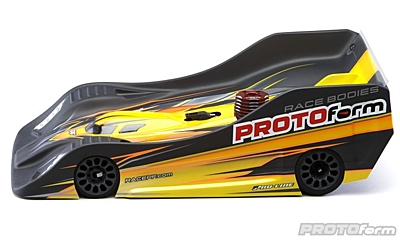 PROTOform PFR18 Light Weight Clear Body (1:8 Onroad)