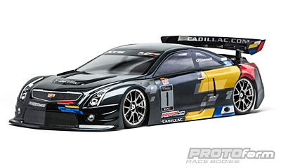 PROTOform Cadillac ATS-V.R Clear Body (190mm TC)