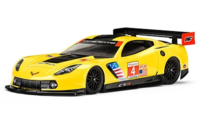 PROTOform Chevrolet Corvette C7.R Clear Body (190mm TC)