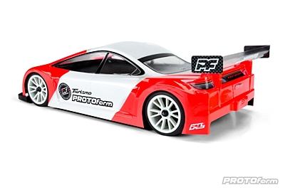 PROTOform Turismo Clear Body for 190mm TC X-Lite