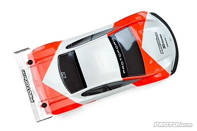 PROTOform Turismo Clear Body for 190mm TC Light Weight