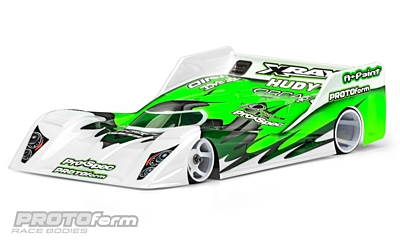 PROTOform AMR-12 PRO Light Weight Clear Body (1:12 Onroad)