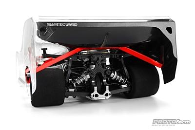 PROTOform 1:8 Aero Kit w/ Spoiler & Stiffeners for Onroad