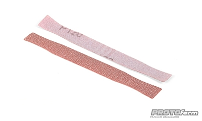 PROTOform Better Edge System: Replacement Sanding Strips