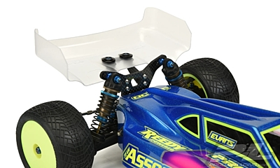 """Pro-Line Pre-Cut Air Force 6.5"""" Rear Wing for 1:10 Buggy"""