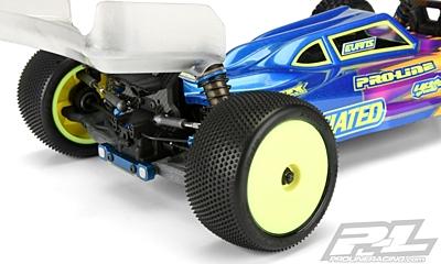 "Pro-Line Prism 2.2"" Z3 (Medium Carpet) Off-Road Carpet Buggy Rear Tires"