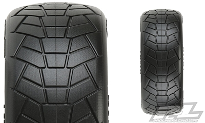 "Pro-Line Inversion 2.2"" 4WD MC (Clay) Front Buggy Tires"