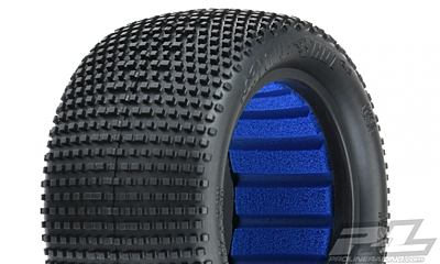 "Pro-Line Hole Shot 3.0 2.2"" M4 (Super Soft) Off-Road Buggy Rear Tires (Includes Closed Cell Foam)"