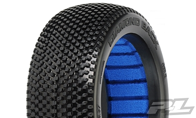 Pro-Line Diamond Back X3 (Soft) Off-Road 1:8 Buggy Tires