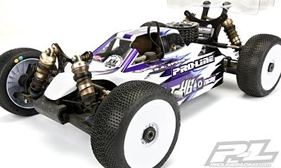 Pro-Line ElectroShot X2 (Medium) Off-Road 1:8 Buggy Tires
