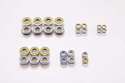 Revolution Design Ultra Bearing Set Team Associated RC8B3 (28pcs)
