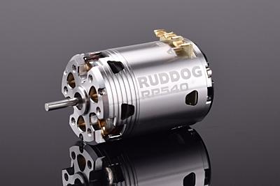 Ruddog RP540 4.5T 540 Sensored Brushless Motor
