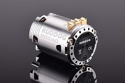 Ruddog RP540 5.0T 540 Sensored Brushless Motor