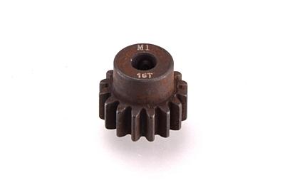 Ruddog Modul 1 Steel Pinion 16T