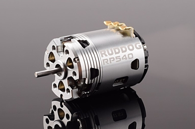 Ruddog RP540 10.5T 540 Fixed Timing Sensored Brushless Motor