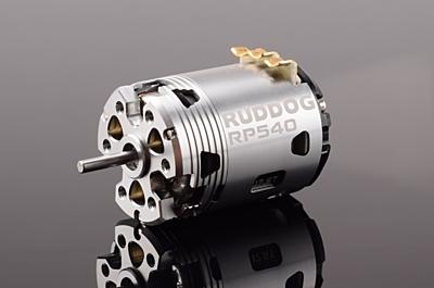 Ruddog RP540 21.5T 540 Fixed Timing Sensored Brushless Motor