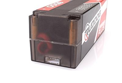 Ruddog Graphene Plus 1/8 6500mAh 15.2V 4S 100C HV LiPo (5mm, 560g)