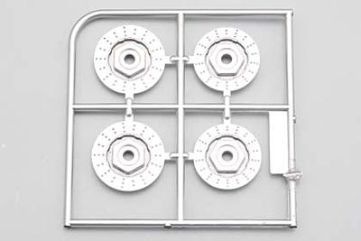 "Yokomo ""A"" Arm Disk Wheel Hub"