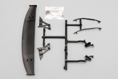 Yokomo RSR JZA80 SUPRA Accessorie Parts Set