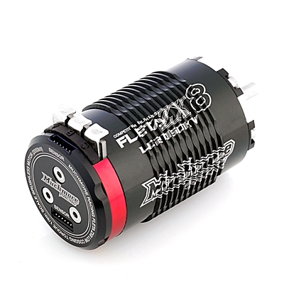 Muchmore FLETA ZX8 Low Cogging Torque 1/8th Scale Brushless Motor (2050kV)