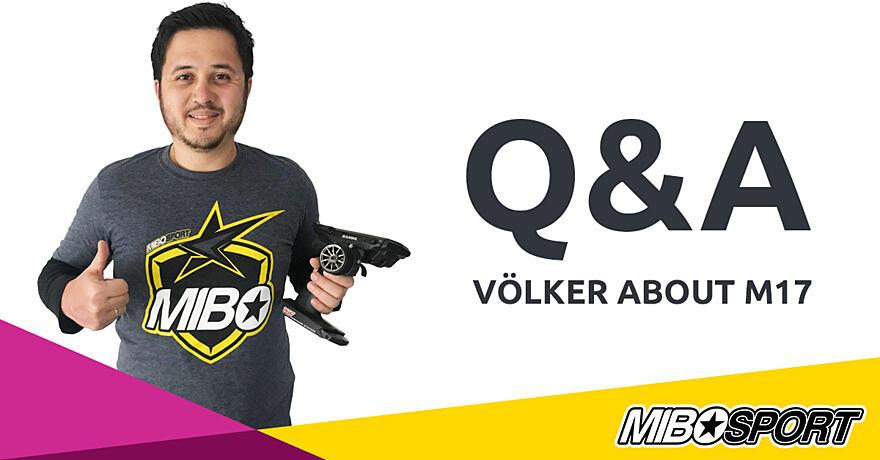 Ronald Völker Q&A about Sanwa M17