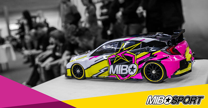 Michal Bok's FWD setup from Mibosport Cup R1