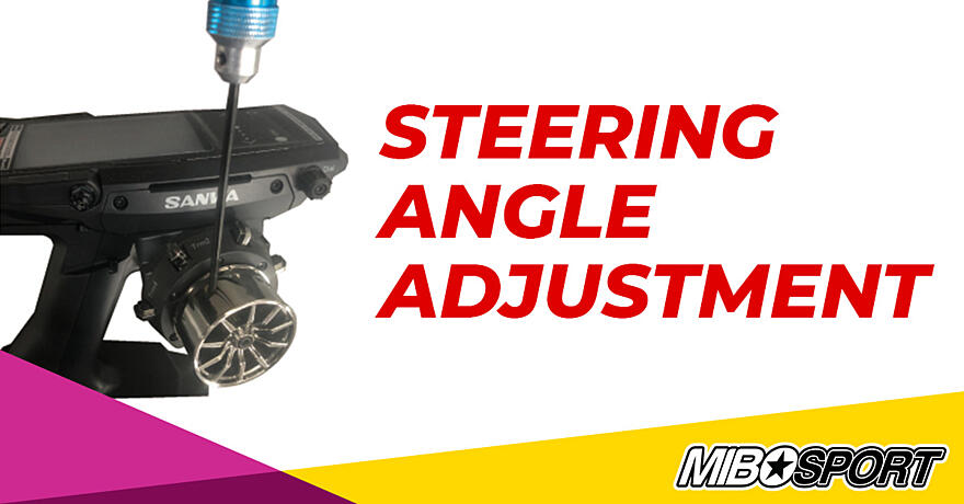 Steering Angle Tip for MT-44 & M17