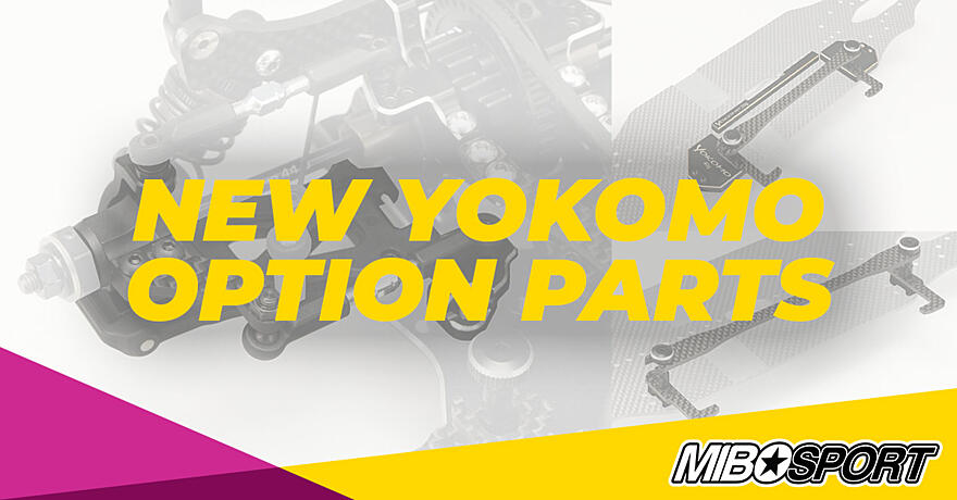 New option parts for Yokomo BD10
