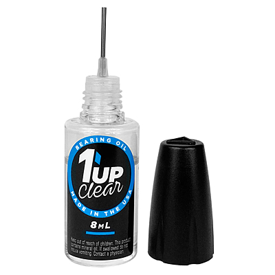 1up Racing Clear Bearing Oil