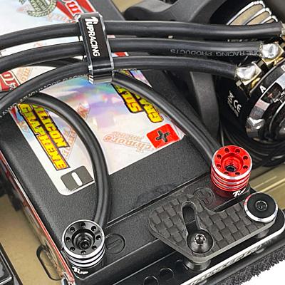 1up Racing Heatsink Bullet Plugs - 5mm (2pcs)