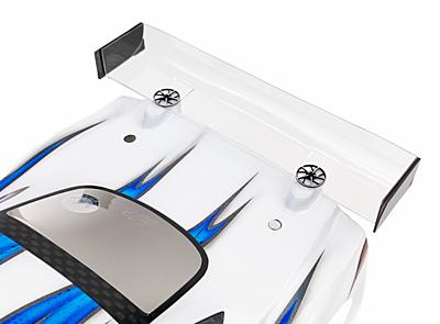 1up Racing Tenfold UltraLite Wing Screws
