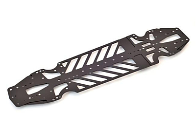 Awesomatix C01B-XA-LA - Soft Alu 2.0mm Lower Deck for Long Suspension Arms