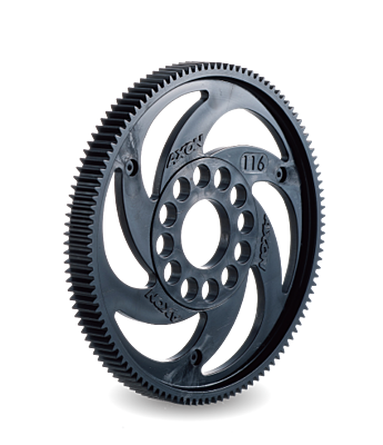 BD9 Spur Gear 110T (64Pitch·made by Axon)