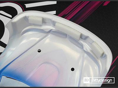 Bittydesign Touring Car Body Front Foam Kit