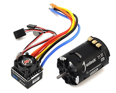 Hobbywing XeRun XR10 G2.1 Justock  21.5T Power System Combo
