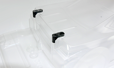 MR33 Rear Wing Mount for ZooRacing Body
