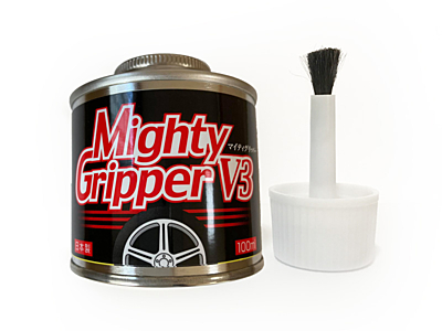 Mighty Gripper V3 Black additive
