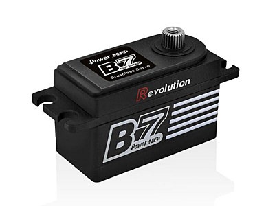 Power HD B7 PRO Low Profile (0.055s/13.0kg/7.4V) Brushless Servo