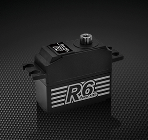 Power HD R6 1/12 Pancar (0.08s/7.5kg/7.4V) Coreless Servo