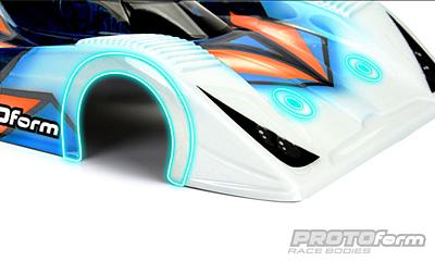 PROTOform 1/12 Fender & Body Post Protectors