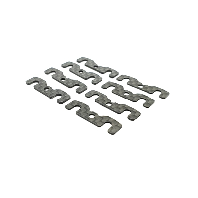 RC Maker Roll Centre Shim Plate Set for Awesomatix (LA Arms)