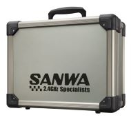 Sanwa Aluminum Carrying Case for M17 & MT-44