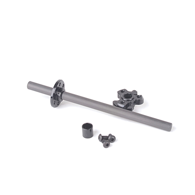 Core RC 1/12 Carbon Spool Axle + Clamp