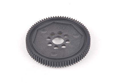 Schumacher 80T 2,3,4 Plate Slipper Spur Gear