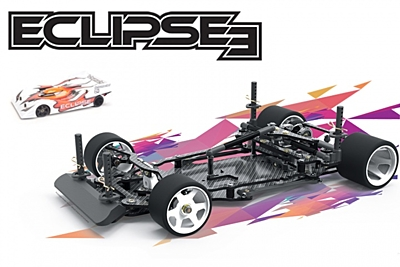 Schumacher Eclipse 3 1/12th Circuit Kit