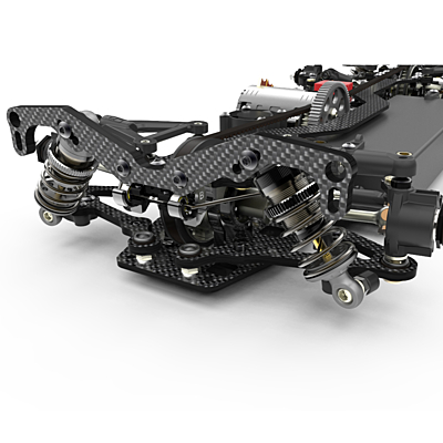 Schumacher Pivot Ball Suspension Conversion - Mi7