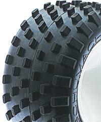 Schumacher Stagger Rib - Truck Tyres  - Blue (1 pair)