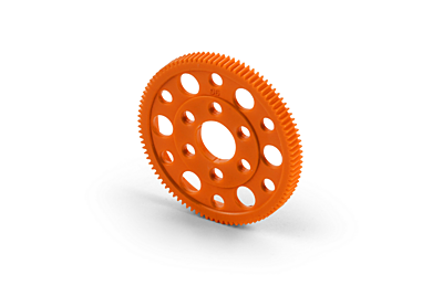XRAY Offset Spur Gear 96T / 64 - Orange