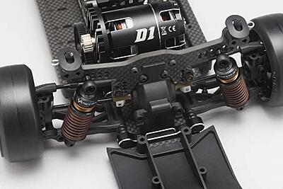 Yokomo YD-2 SX RWD Drift Car Kit (Graphite Chassis)