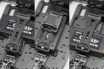 Yokomo YD-2SXII RWD Drift Car Kit (Graphite Chassis)